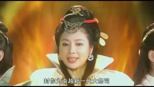 灵珠:女娲化身倾城佳人下凡,亲自为众人封神,却只有她例外!