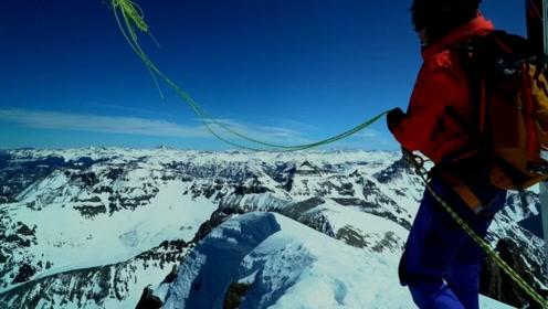 女先锋勇闯洛基山脉!勇敢面对4300米海拔和时速160公里风速!