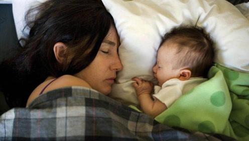 """宝妈冬天常犯的3个""""错误"""":让宝宝这么睡觉,反而可能睡不舒服"""