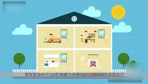 智能家居潮,黑科技百叶窗来凑热闹,能省7成电,用不完给手机用