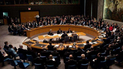 联合国通过一项决议,中俄美英法同时缺席,125国反对也没辙