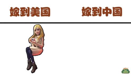贝丝嫁到美国vs嫁到中国,入乡随俗,感觉张嘴就能说大碴子味的话