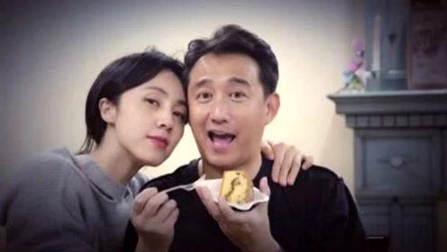 黄磊庆祝48岁生日,妻子孙莉晒出三张照片和七个字 网友大呼被虐