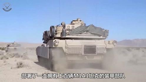 非洲该国装备大量美制坦克,甚至还一度超过美军