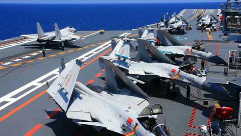 到底发生了啥?002航母舰载机数量可达48架,比辽宁舰还多