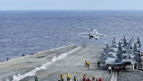 美10万吨航母零件出现中国制造!西方媒体:严重低估中国的影响力