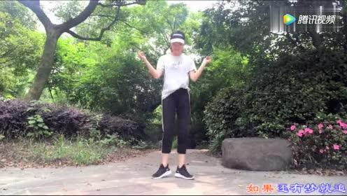 新16步鬼步舞《远走高飞》简单易学!