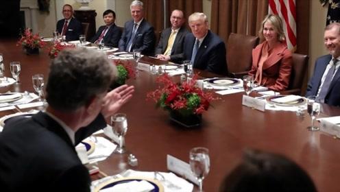 特朗普与俄高官相谈甚欢能解决问题?美称绝无发动签证战意图