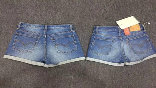 牛仔短裤不穿别扔,只需动手改造下,成品很多美女抢着要