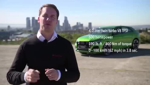 动力参数,全新一代奥迪RS Q8测试