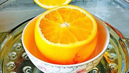 盐蒸橙子,到底热吃还是凉吃?知道的人还不多,看完抓紧提醒家人