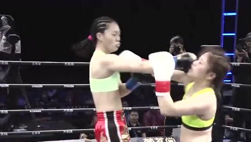 了不起的中国姑娘们!管你是世界冠军还是拳王,KO你没商量