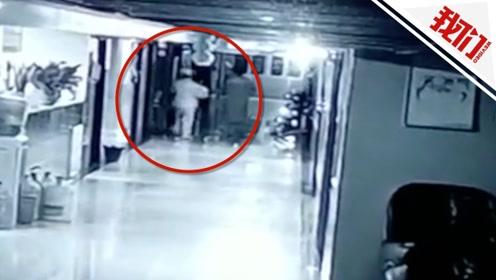 贵州一女子乔装护士抱走新生儿 父母半小时后才惊觉孩子失踪