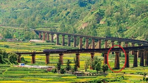 中国最特殊的桥,火车经过必须鸣笛30秒,只因一个人!