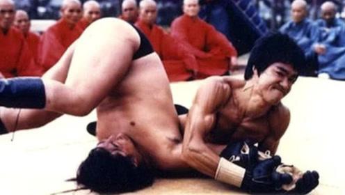 李小龙生前唯一实战记录,出拳次数相机拍不清,泰森坦言不敢交锋!