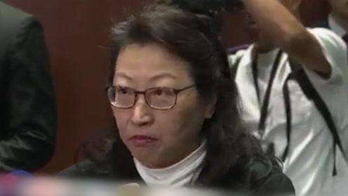香港高等法院、终审法院连遭纵火 特区律政司长:可被判终身监禁