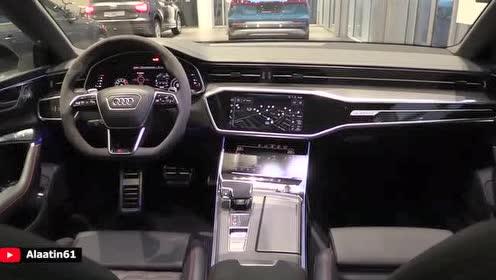2020款 奥迪 RS7 Sportback,内部空间体验