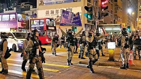 香港的事给内地社会好好上一课,美国实在算不上这个世界的榜样