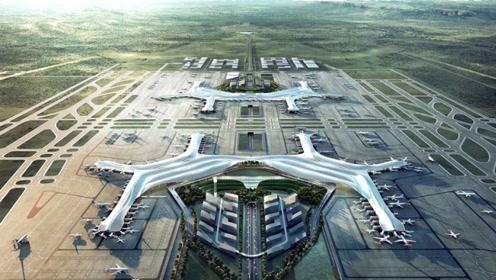 """比大兴还""""牛""""?中国斥资747亿打造此机场,成都将迎来大机遇?"""