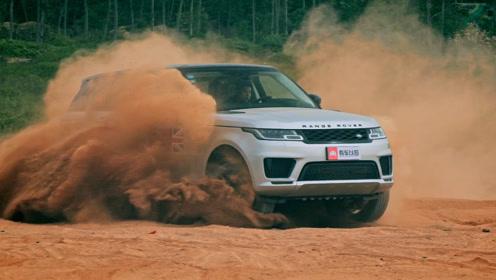 路虎这款SUV豪华、高科技,越野能力居然还深不见底!