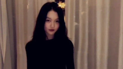 李嫣参加学校派对,打扮精致帅过王菲,留学不到半年瘦了一大圈