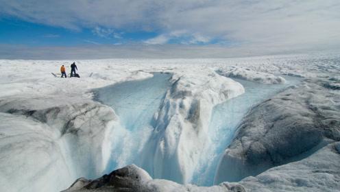 美媒:格陵兰岛冰流失量激增 已影响数百万人
