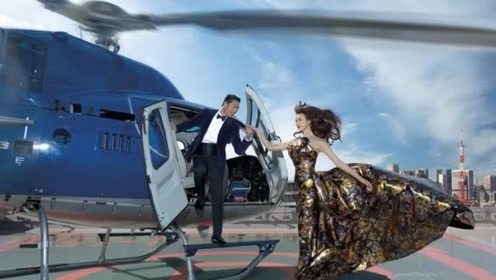林志玲Akira合体拍大片 林志玲:他在哪我就飞去哪