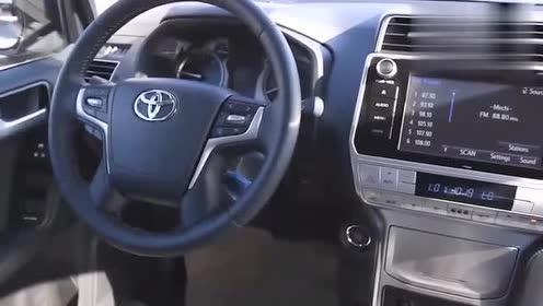 2020款丰田普拉多VX脱颖而出,全方位了解后果断买回家