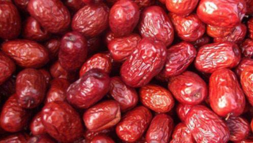 被硫磺熏过的红枣,你可要留神,怎样辨别有方法,提醒家里人