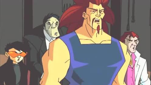 成龙历险记:召出暗影忍者来对付布莱克警官;精彩动漫!