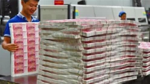 印钞厂那么多钱,工人可以偷偷拿点钱来花吗?看完解开多年疑惑
