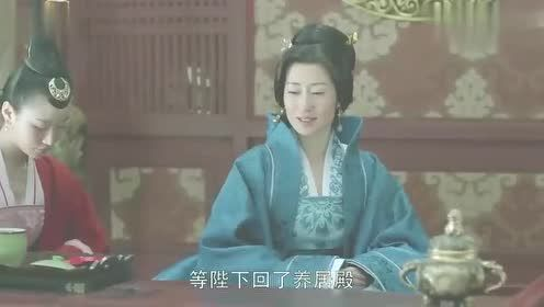 琅琊榜:静妃一个多年的小习惯,暴露了她最爱的那个人,不是梁帝