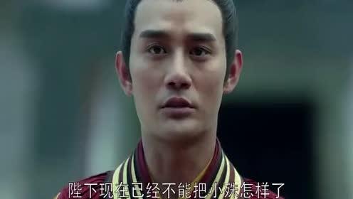 琅琊榜:皇上召见梅长苏,怎料被他说的话震惊了,祁王死的真冤