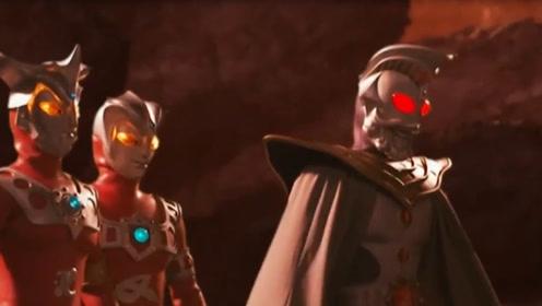 奥特曼:圆谷神设定,震惊雷杰多的神秘人物居然是诞生的第一只怪兽!