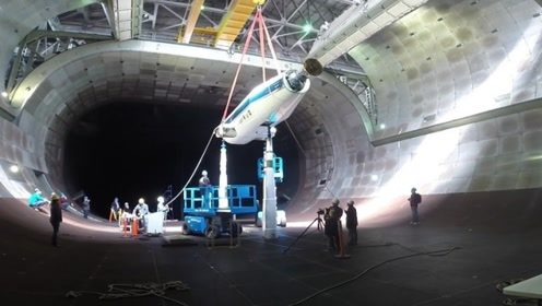 中国的超音速风洞,可15分钟飞越大西洋?老外都竖起大拇指!