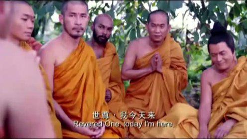 佛教经典:提婆僧人陷害释迦牟尼,堕入阿鼻地狱