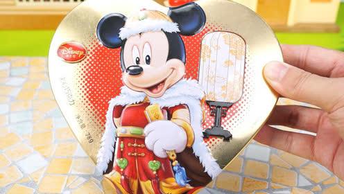 迪士尼米奇夹心巧克力