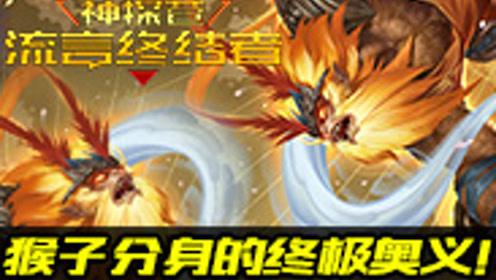 【神探苍流言终结者】17 猴子分身的终极奥义!