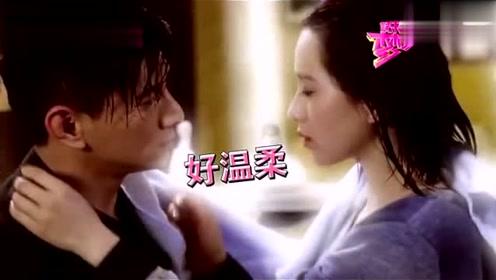 刘诗诗吴奇隆那些虐狗的甜蜜花絮,看完心都要融化掉了!