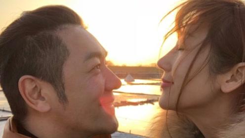 撇下孩子过二人世界 蒋丽莎陈浩民重温浪漫时光