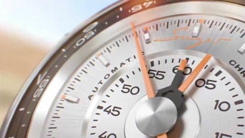 一块腕表需要多少个零部件?