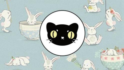 超萌小兔的简易彩铅画法
