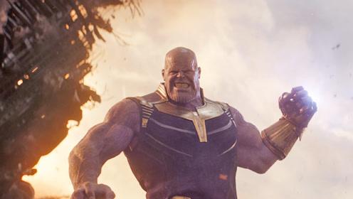 《复仇者联盟3》正式预告 超级英雄全员被灭霸完虐