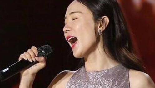 """霍思燕小抄证明是真唱!那句""""欧耶""""和刘涛有一拼"""