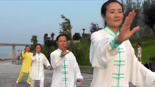 太极拳学习套路