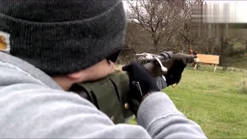 能与98k步枪平起平坐的 步枪,极为低调的一款 步枪