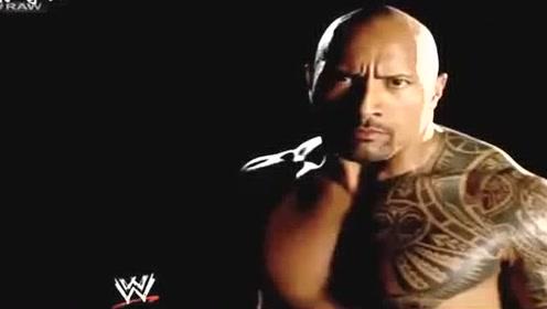 强森26岁成为最年轻世界摔跤冠军,绰号是怎么来的?