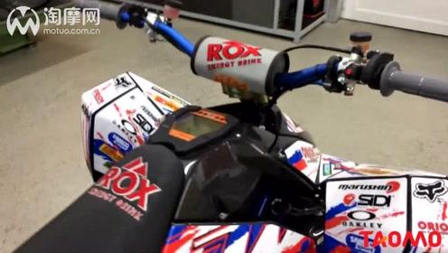 KTM 1190 RC8R KTM  爆改ATV真的太帅了