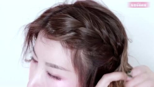 仙仙小黄鸭!周冬雨同款发型!