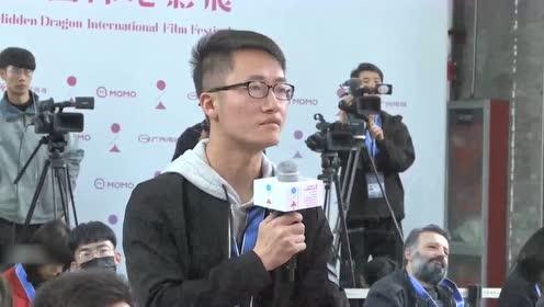 无限自在传媒董事长朱玮杰《半边天》新闻发布会发言